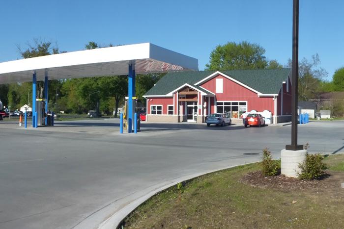 Borculo Gas Station