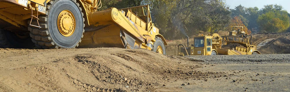 Earthwork & Fine Land Grading Services