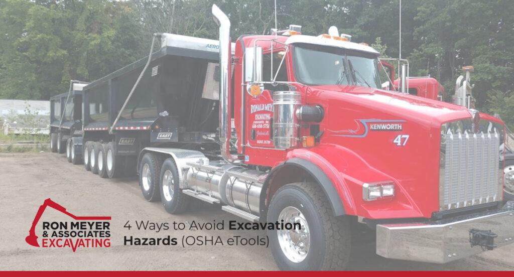 4 Ways to Avoid Excavation Hazards (OSHA eTools)