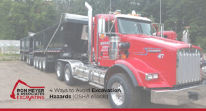 4 Ways to Avoid Excavation Hazards (OSHA eTools)