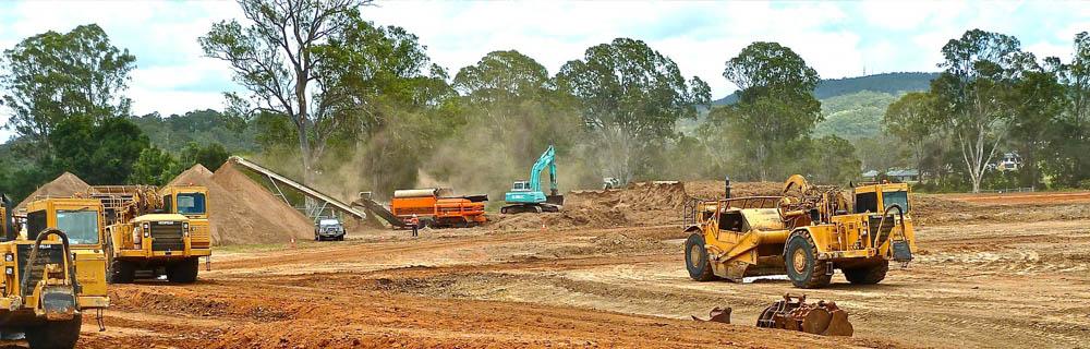 Sitework Excavation Services in West Michigan